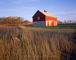 Flint Hills, Kansas, barn