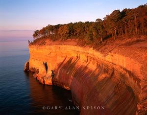 Pictured Rocks National Lakeshore, Michigan, lake superior