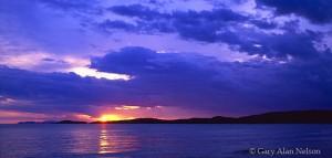 Sawtooth Mountains and Lake Superior, Minnesota