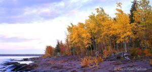 Porcupine Mountains State Park, Michigan, lake superior