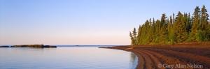 pebble, lake superior, minnesota, beach