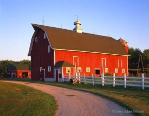 Barn and Drive