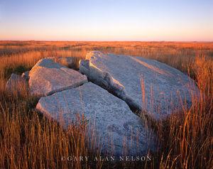 Sioux Quartzite on the Prairie
