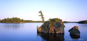 Superior National Forest, Minnesota, burntside lake