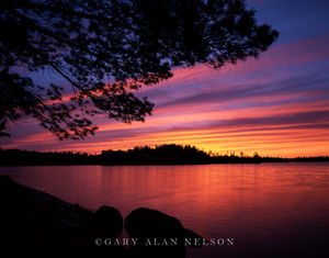 boundary waters canoe area,lake,minnesota, voyageurs national park