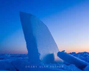ice, lake superior, minnesota, north shore