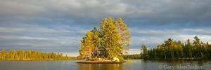 minnesota, lake, clouds
