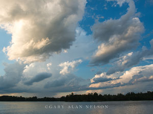 Clouds over Vermillion