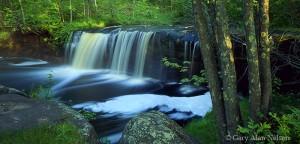 Banning State Park, Minnesota, wolf creek falls