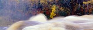 high falls, minnesota, tettegouche, state park