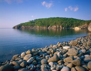 minnesota, lake superior, lake, cobble beach, north shore
