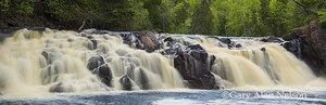 River,Waterfalls,lake superior,minnesota,state park