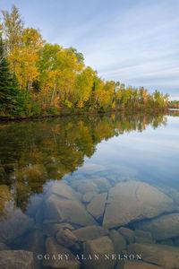 Autumn Along Ojibwe Lake