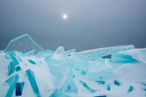 minnesota, ice, lake superior, blue