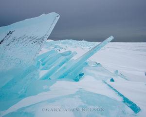 minnesota, ice, blue, lake superior