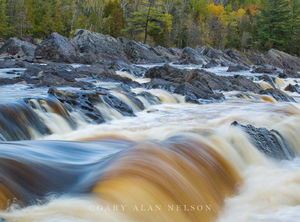Rapids on the St. Louis River