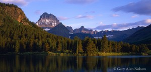 Glacier National Park, Montana, swiftcurrent lake