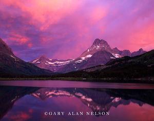 Glacier National Park, Montana, Swiftcurrent Lake