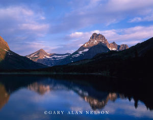 Glacier National Park, Montana, Swiftcurrent,