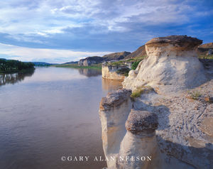 Upper Missouri Wild and Scenic River, Montana, river, missouri river
