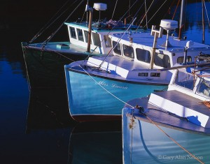 Campobello Island, New Brunswick, Canada, boats, fishing