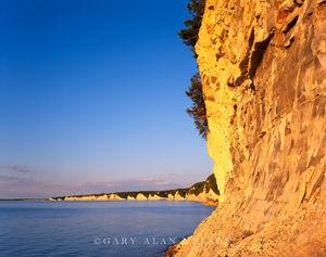 Cliffs on the Missouri RIver