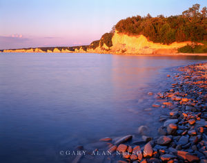 Lewis and Clark National Historic Trail, Nebraska, cliffs, missouri river