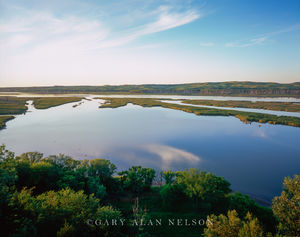 Niobrara State Park, Nebraska, Lewis and Clark National Historic Trail, missouri river