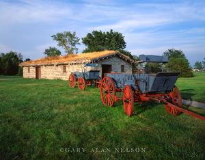 Fort Kearny, Kearny, Nebraska