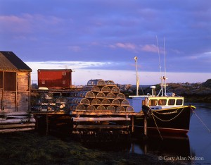 boathouse, dawn, fishing, nova scotia, canada