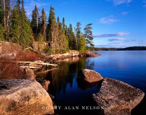 Quetico Provincial Park, Ontario, Canada, lake