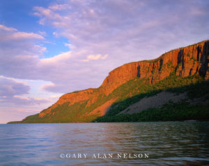 Sleeping Giant Provincial Park, Ontario, Canada, lake superior