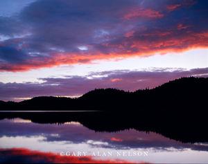 Lake Superior Provincial Park, Ontario, Canada, sunrise
