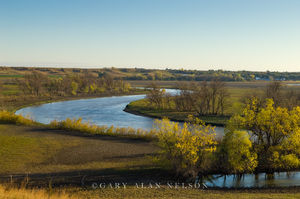 river, autumn