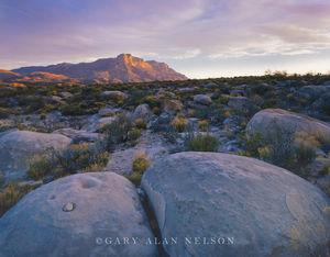 Boulders and El Capitan