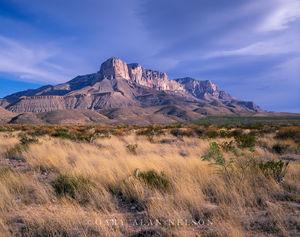 Grasses and El Capitan