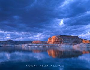 Glen Canyon National Recreation Area, Utah, lake powell, wahweap bay, wireglass canyon