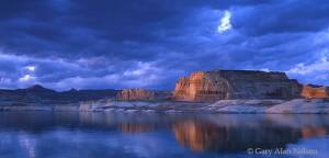 Lake Powell, Glen Canyon National Rec. Area, Utah