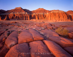 Capitol Reef National Park, Utah, cathedral valley