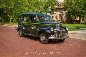 1946 Chevrolet Suburban, chevrolet, suburban