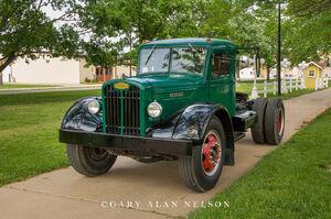 1947 Autocar