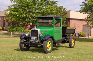 1929 GMC Dump Truck