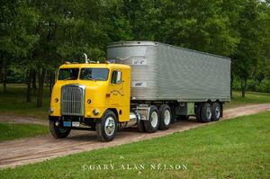 1957 Freightliner,