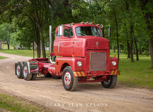 1954 International RDFC 405,antique truck, vintage truck, international