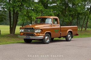 1960 dodge pickup, truck
