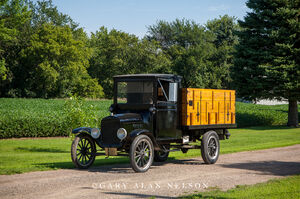 1924 Model T,Ford, antique truck, vintage trucks