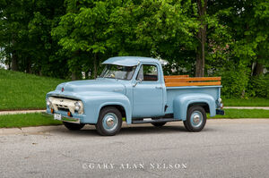 1954 Ford F-100 Cost Clipper Six Pick Up