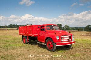 1949 Studebaker R 16,  Grain Truck