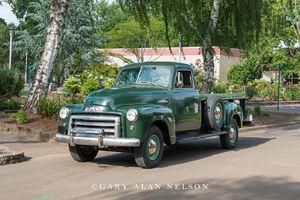 GMC, antique trucks, vintage trucks