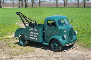 antique trucks, ford, tow truck, wrecker
